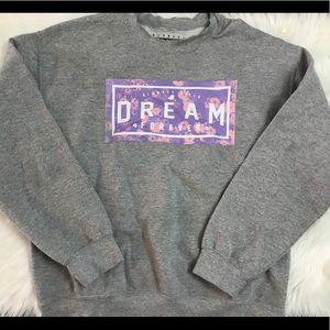 Ladies Glamour Kills Sweatshirt